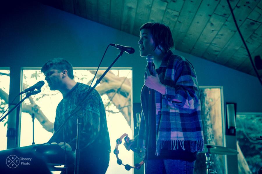 Jordan Klassen at Song and Surf Music Festival