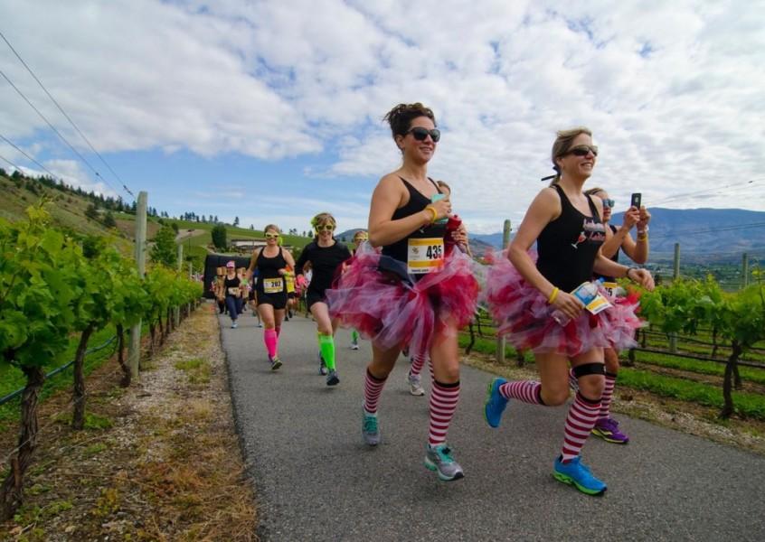 OOWA Half Corked Marathon_ runners