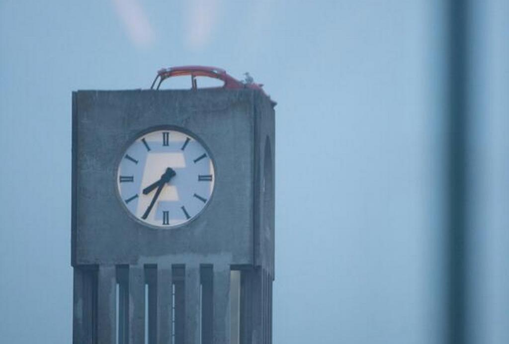 UBC Clock Tower Engineering Week Beetle