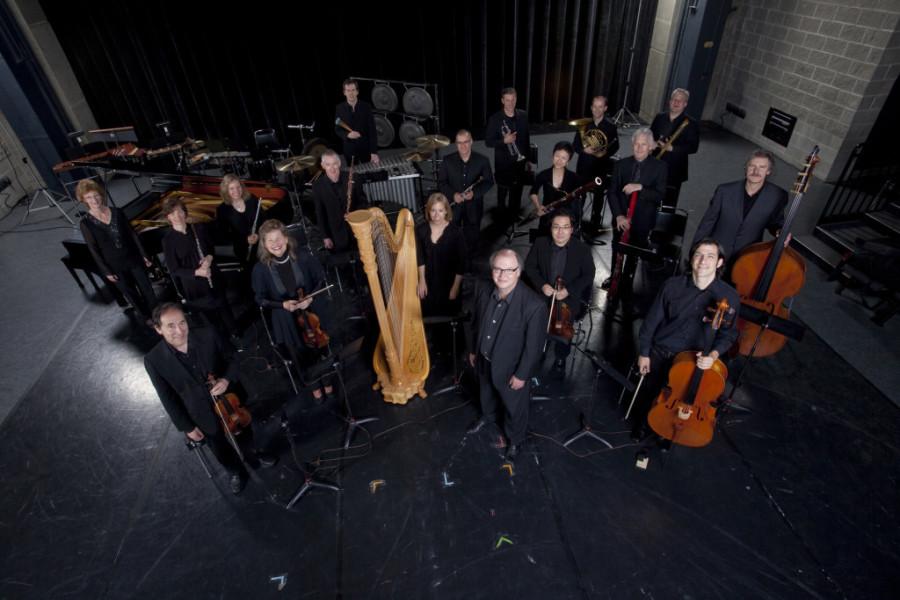Turning Point Ensemble instruments cred Tim Matheson