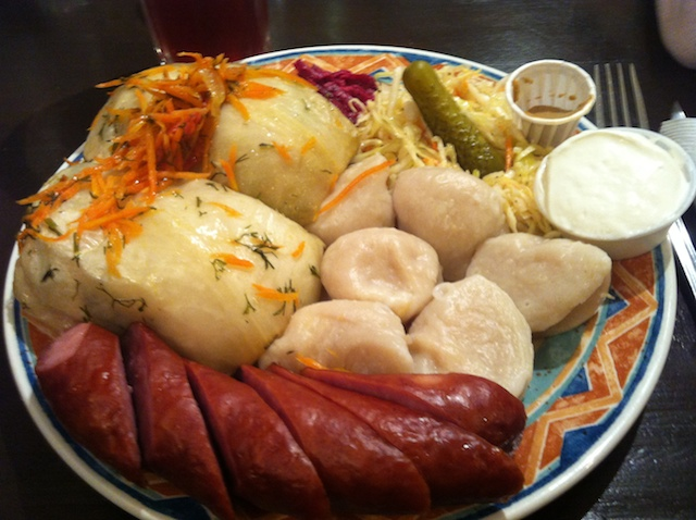 A Taste of the Ukraine - Ukrainian Village Restaurant