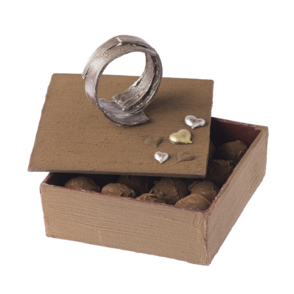 Hand Rolled Truffle Box by Beta 5