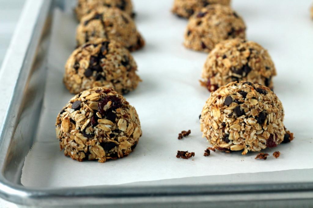 Simple Oat Cookies