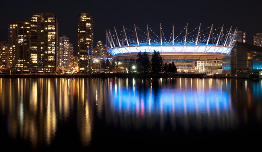 BC Place Stadium / Shutterstock
