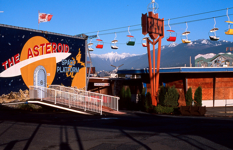 vancouver 1977 - the asteroid