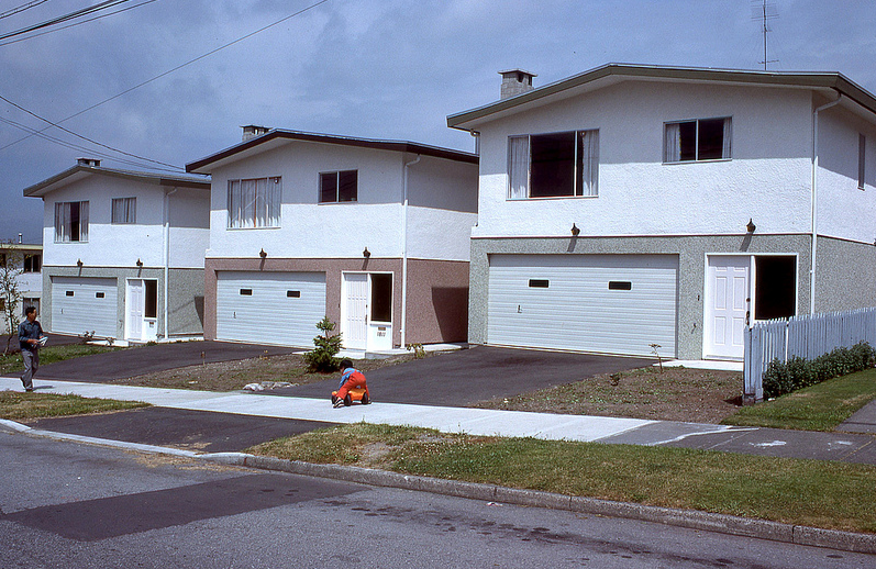 vancouver 1977 - vancouver special