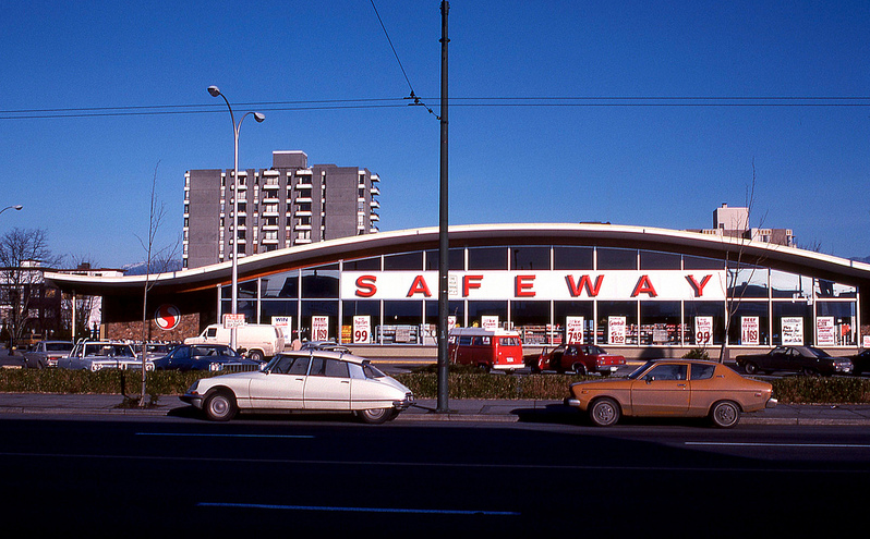 25 vintage photos of vancouver in the 1970s daily hive for City center motor hotel vancouver
