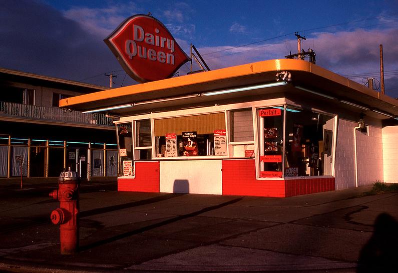 vancouver 1978 - dairy queen