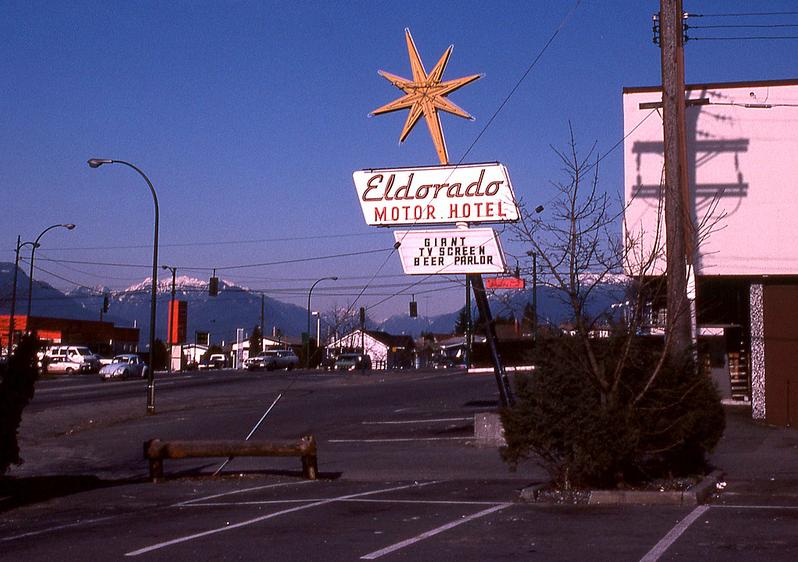 vancouver 1978 - eldorado motor hotel