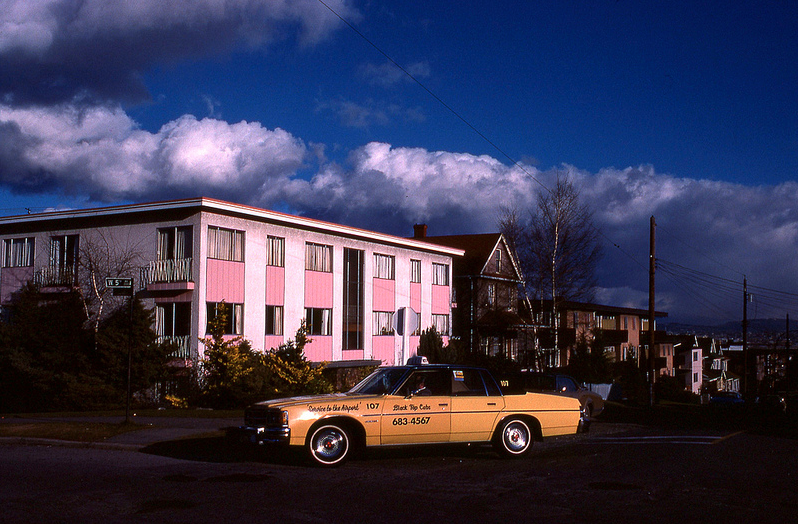vancouver 1978 - w 5th & arbutus