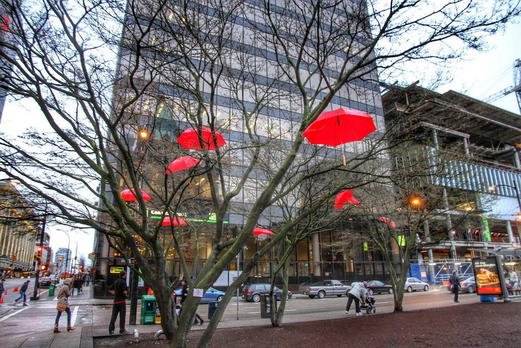 Rainblossom project red umbrella