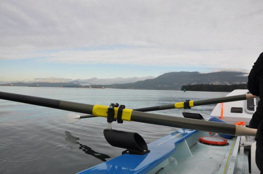 Row The Pacific