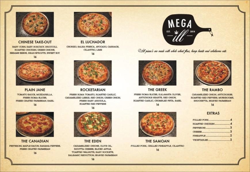Mega Ill Pizzeria
