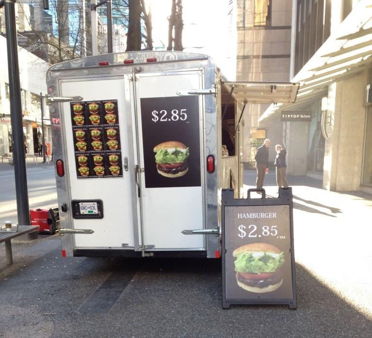 2.85 Burger