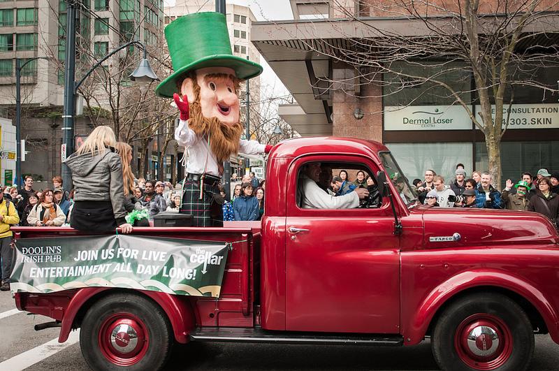 St Patrick's Day Parade celticfest