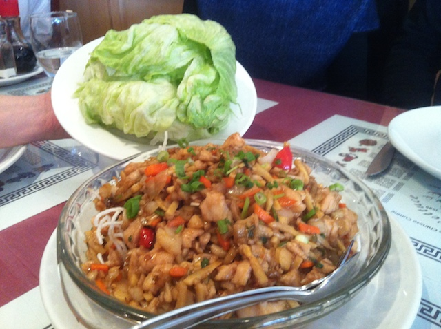 A Taste of Indian Chinese - Green Lettuce Restaurant
