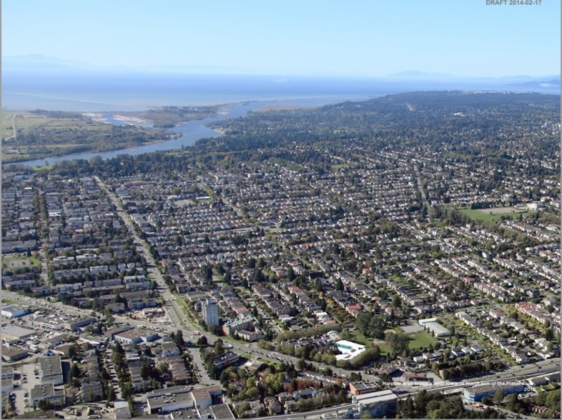 Marpole in its current state is a sea of single family homes
