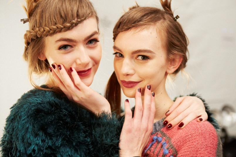 Nail trends straight from the runway (2)
