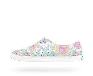 Native - Womens Jericho (Botanical Print Shell White) - $69