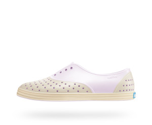 Native - Womens Jericho (Tartlet Purple Bone White) - $69
