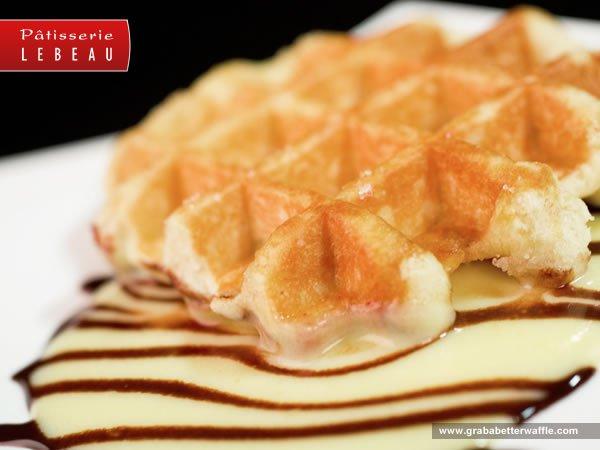 Patisserie Waffle