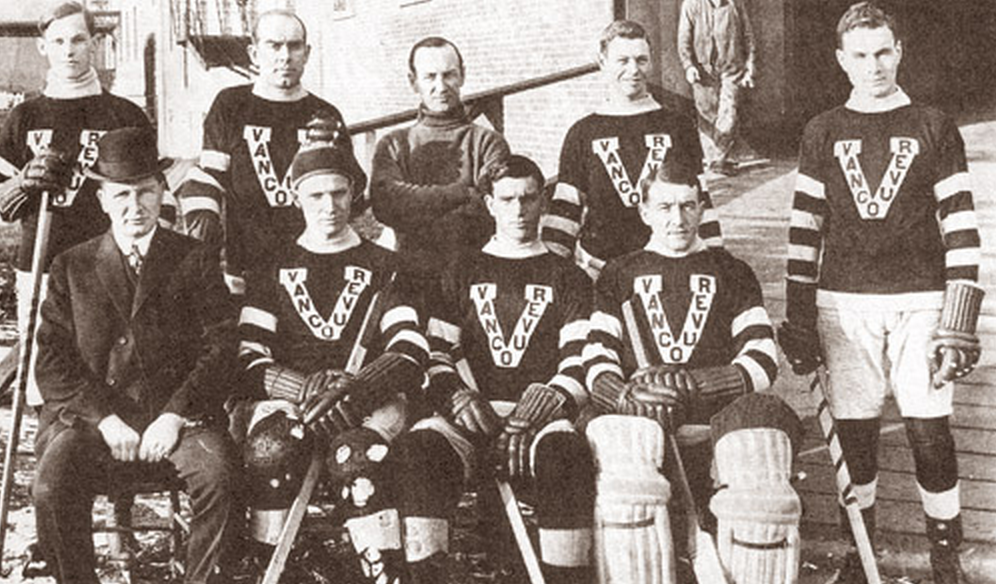 1915 Vancouver Millionaires Stanley Cup Champions