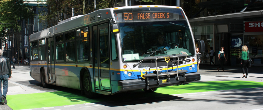 Vancouver bus