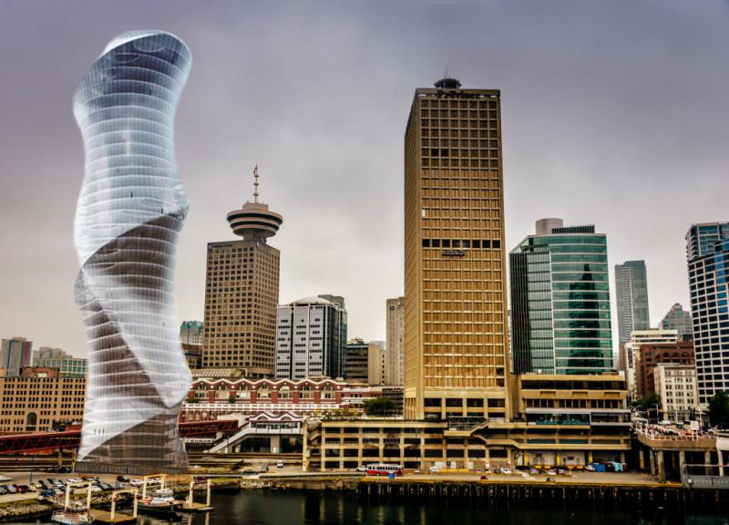 Vancouver City Hall 2