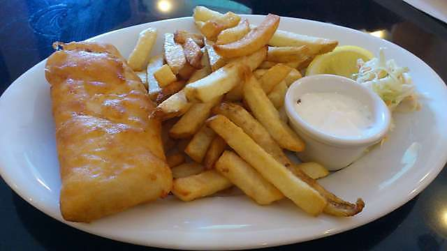 Windjammer fish and chips