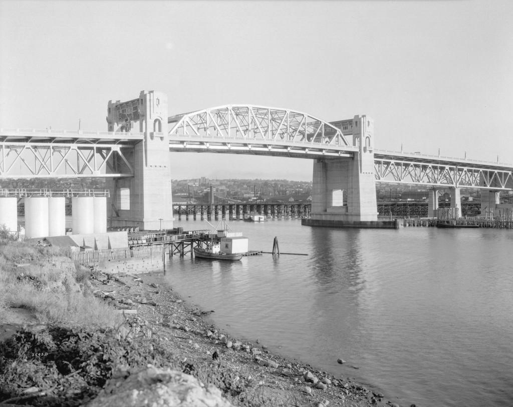 burrard bridge