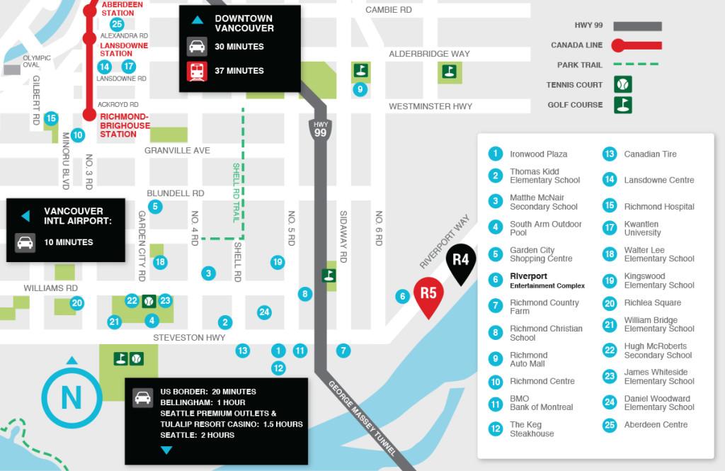 riverport flats map