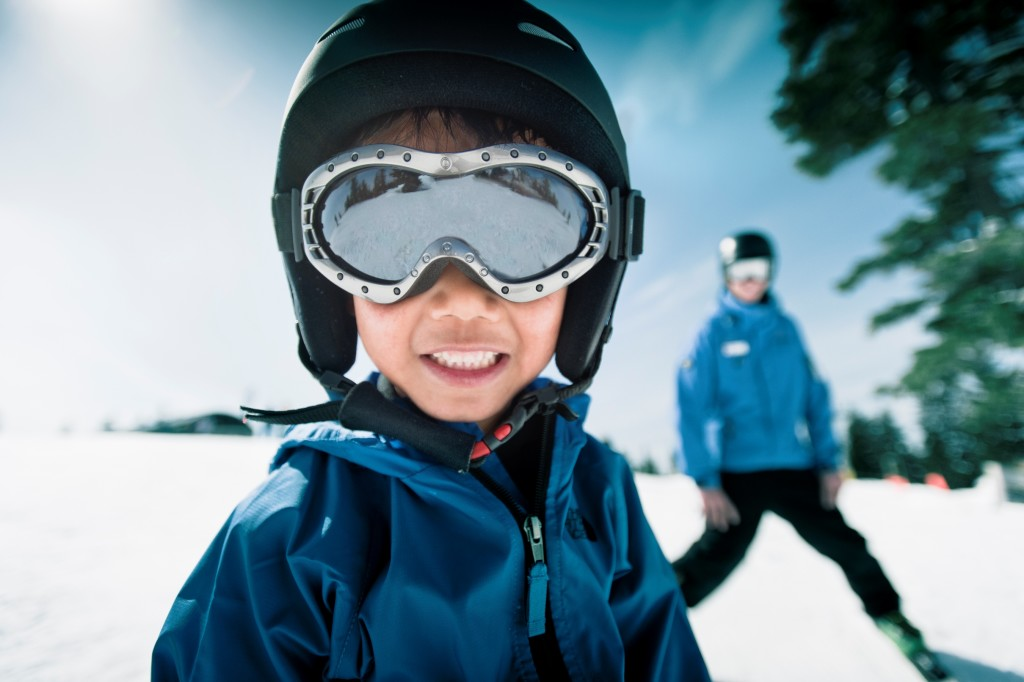 grouse mountain ski