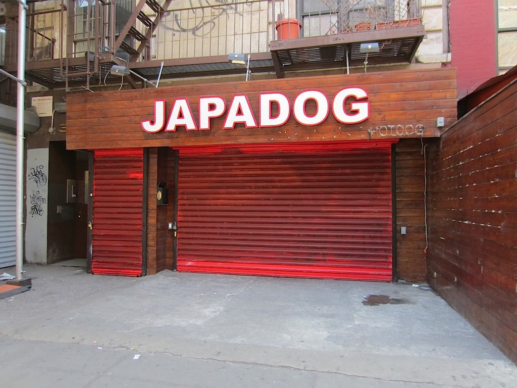 Japadog New York
