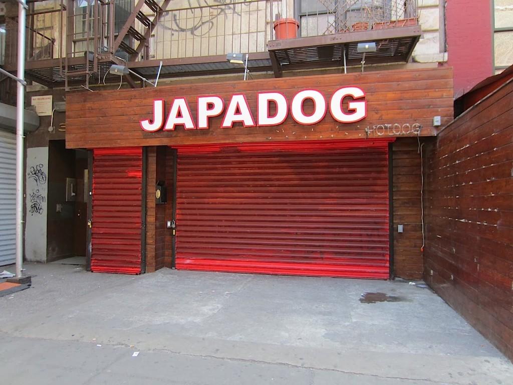 Japadog New York