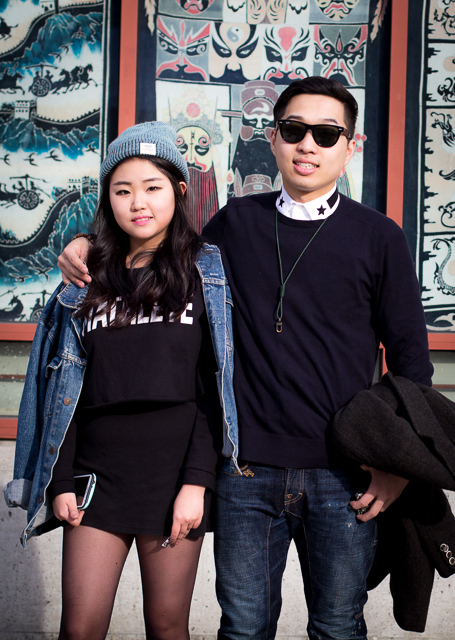 StreetScout.Me at Vancouver Fashion Week