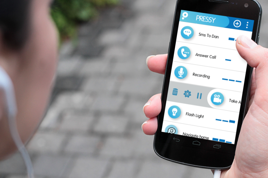 Pressy for Android