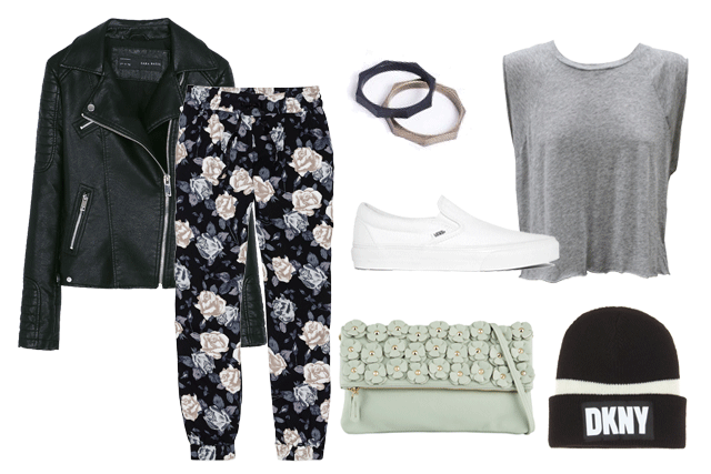 Transition your wardrobe winter to spring