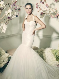 Zac Posen 2014 bridal collection