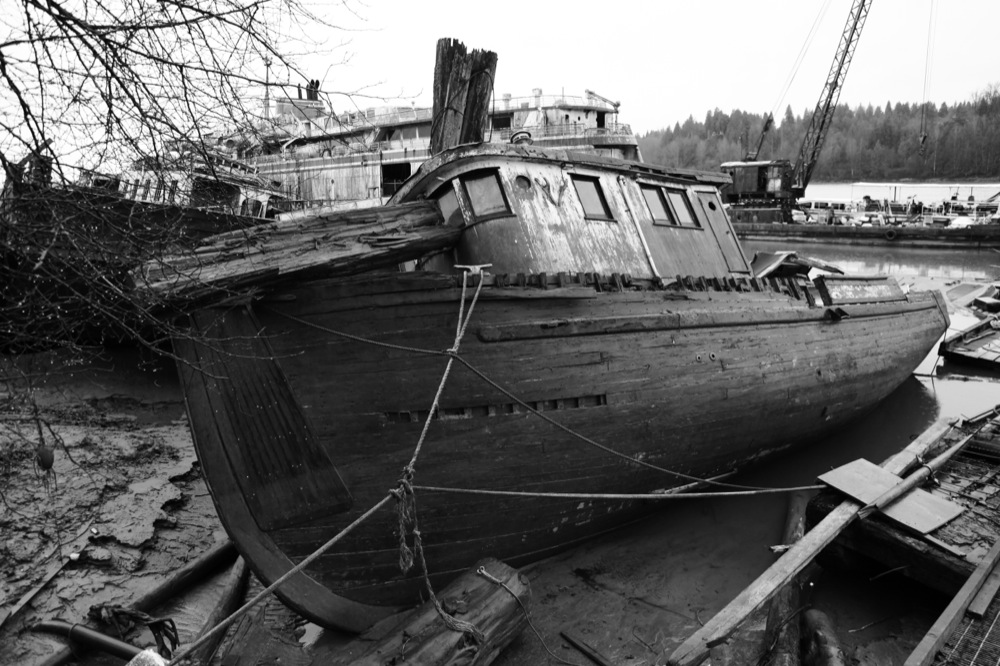 BC Ferry Graveyard Ferries Mission