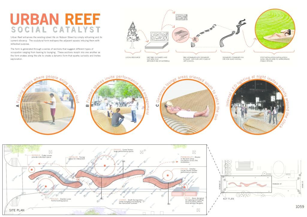 """Urban Reef"" Robson Redux 2"