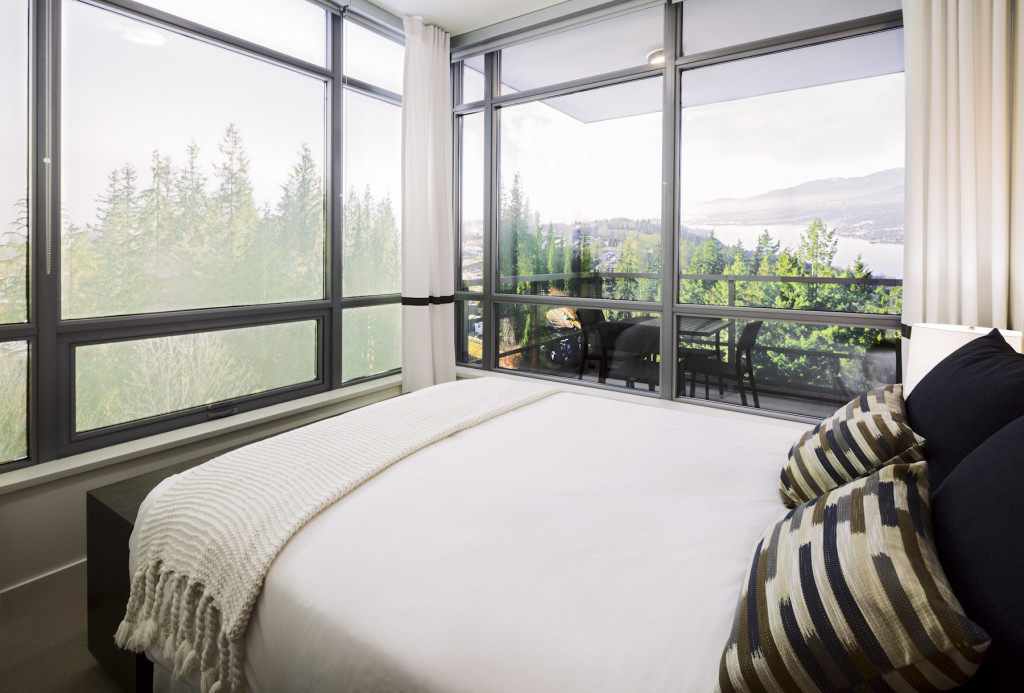 Altitude Display Home - Bedroom