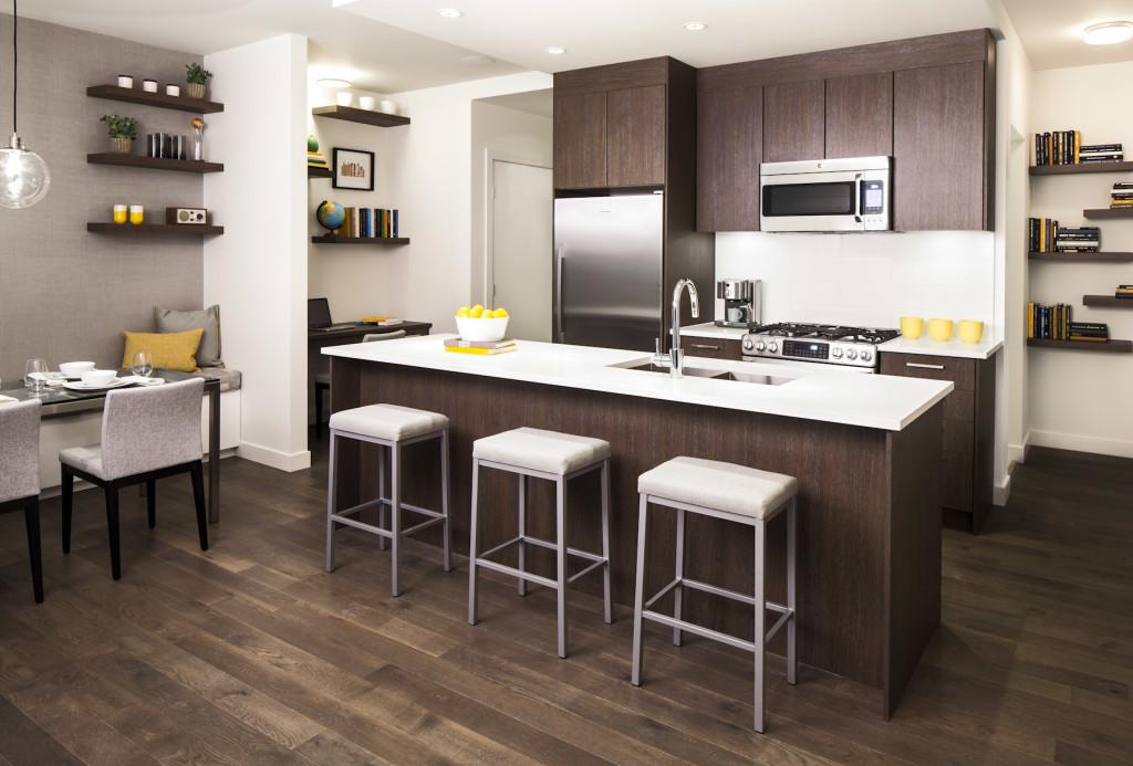 Altitude Display Home - Kitchen
