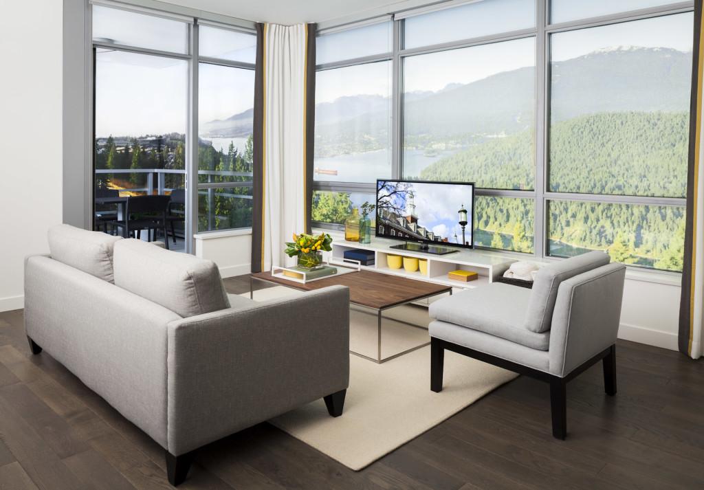Altitude Display Home - Living