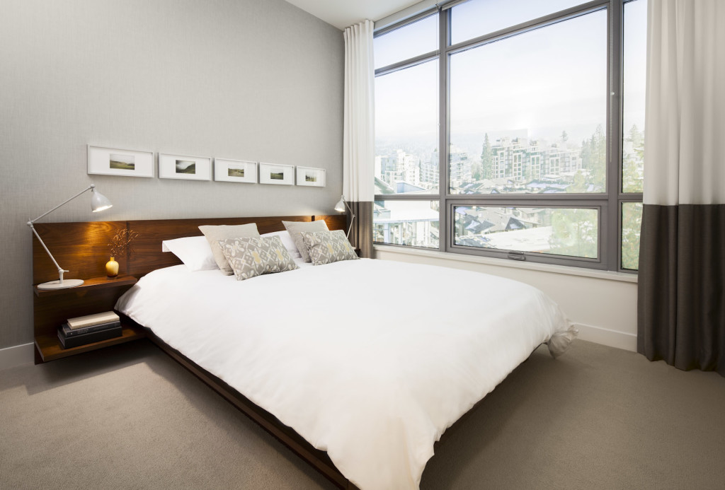 Altitude Display Home - Master Bedroom (no vent)