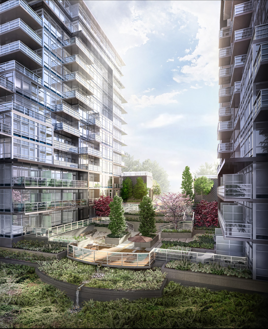 Altitude Final Rendering - Centre Courtyard (Low)