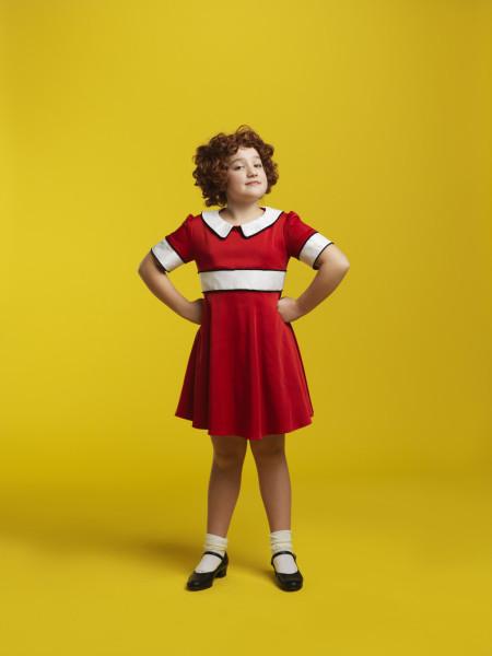 Annie solo