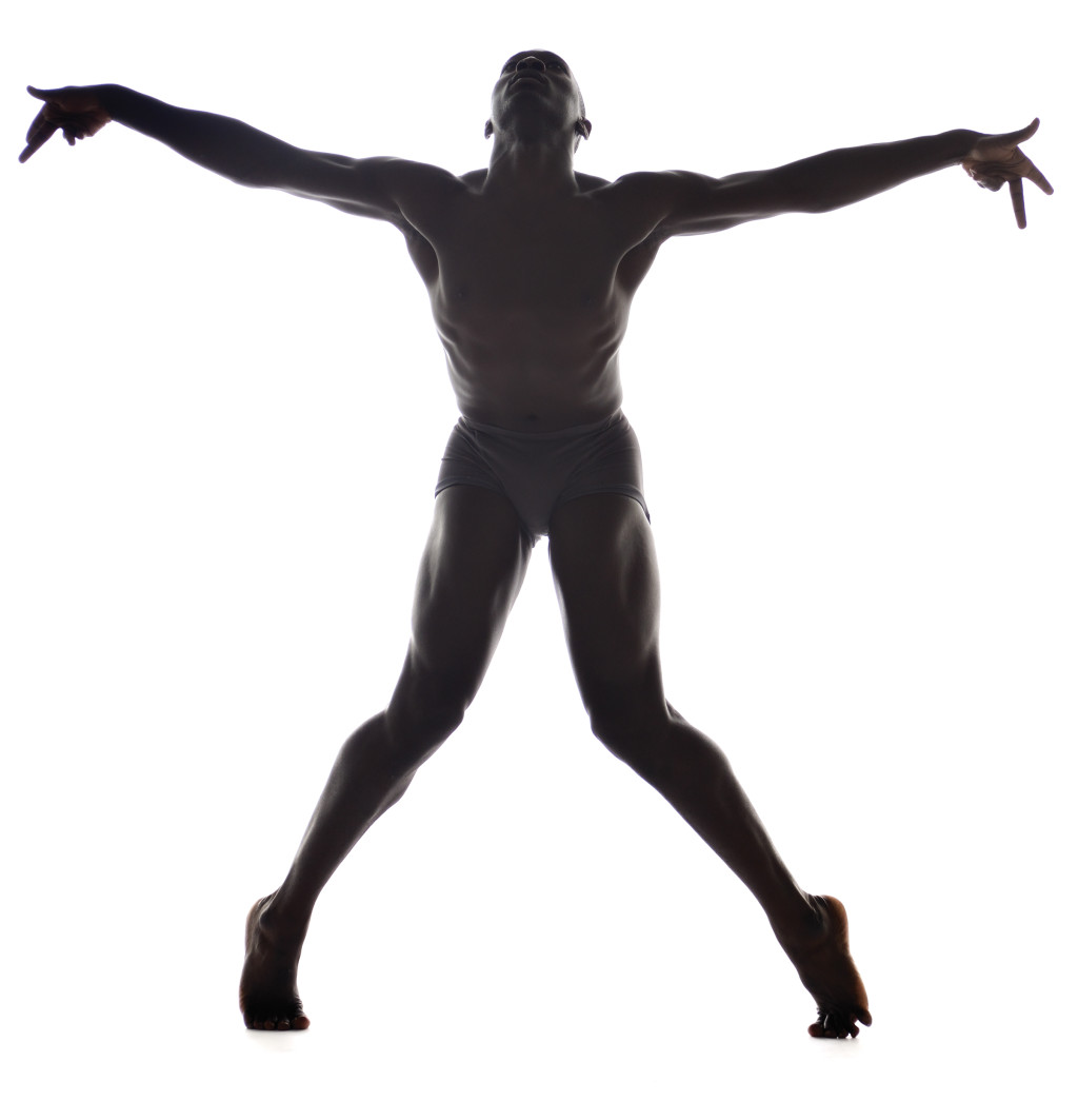 Ballet BC dancer Gilbert Small_ Photo Michael Slobodian.