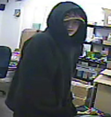 Cellphone store robbery suspect (2)