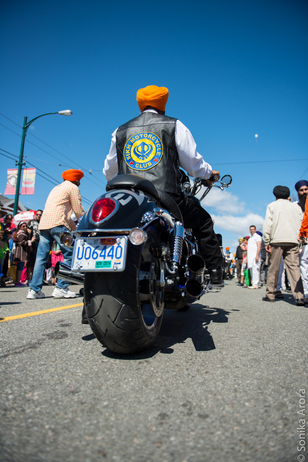 Vaisakhi Parade 2014 Vancouver