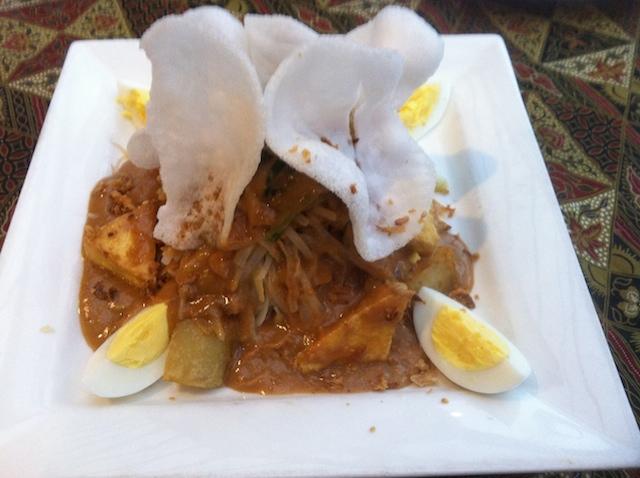 A Taste of Indonesia - Pondok Indonesia